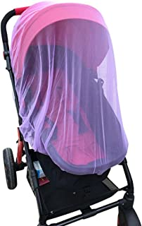 Baby Mosquito Net for Strollers, Carriers, Car Seats, Cradles, Iuhan Portable &