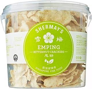 Shermay's Singapore Fine Food Bitternut Cracker, Emping, Bucket, 250g