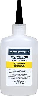 Sponsored Ad - AmazonCommercial Super Glue, 1.98 oz (56 Gram)