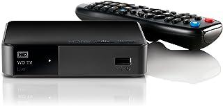 WD TV Live ストリーミング・メディアプレーヤー 無線LAN搭載/1080p対応/Hulu対応 WDBHG70000NBK-JESN