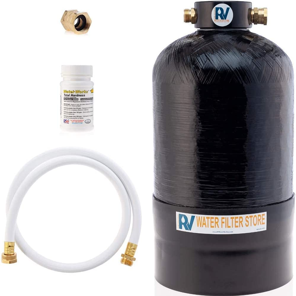 The 10 Best Rv Water Softener Reviews & Buying Guide 2021