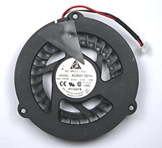 Power4Laptops Replacement Laptop Fan Compatible with Samsung NP-R700