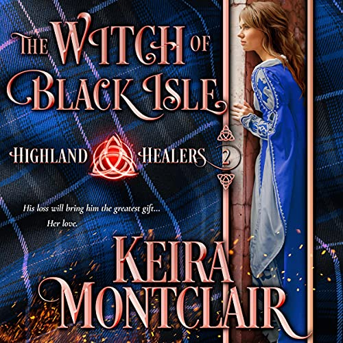 The Witch of Black Isle cover art