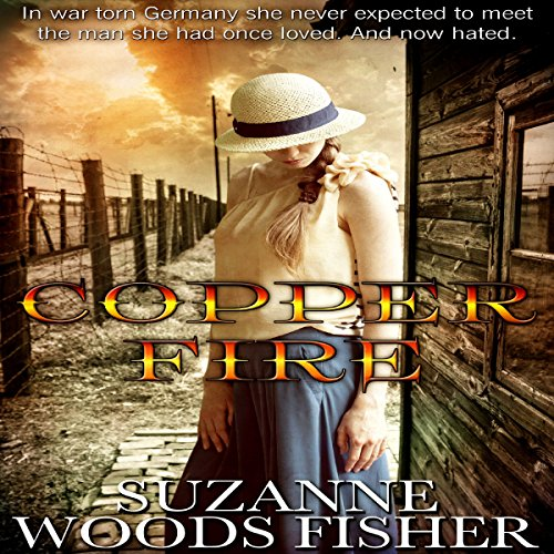 Copper Fire audiobook cover art