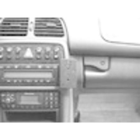 Brodit 804332 Proclip Halterung Schwarz Elektronik
