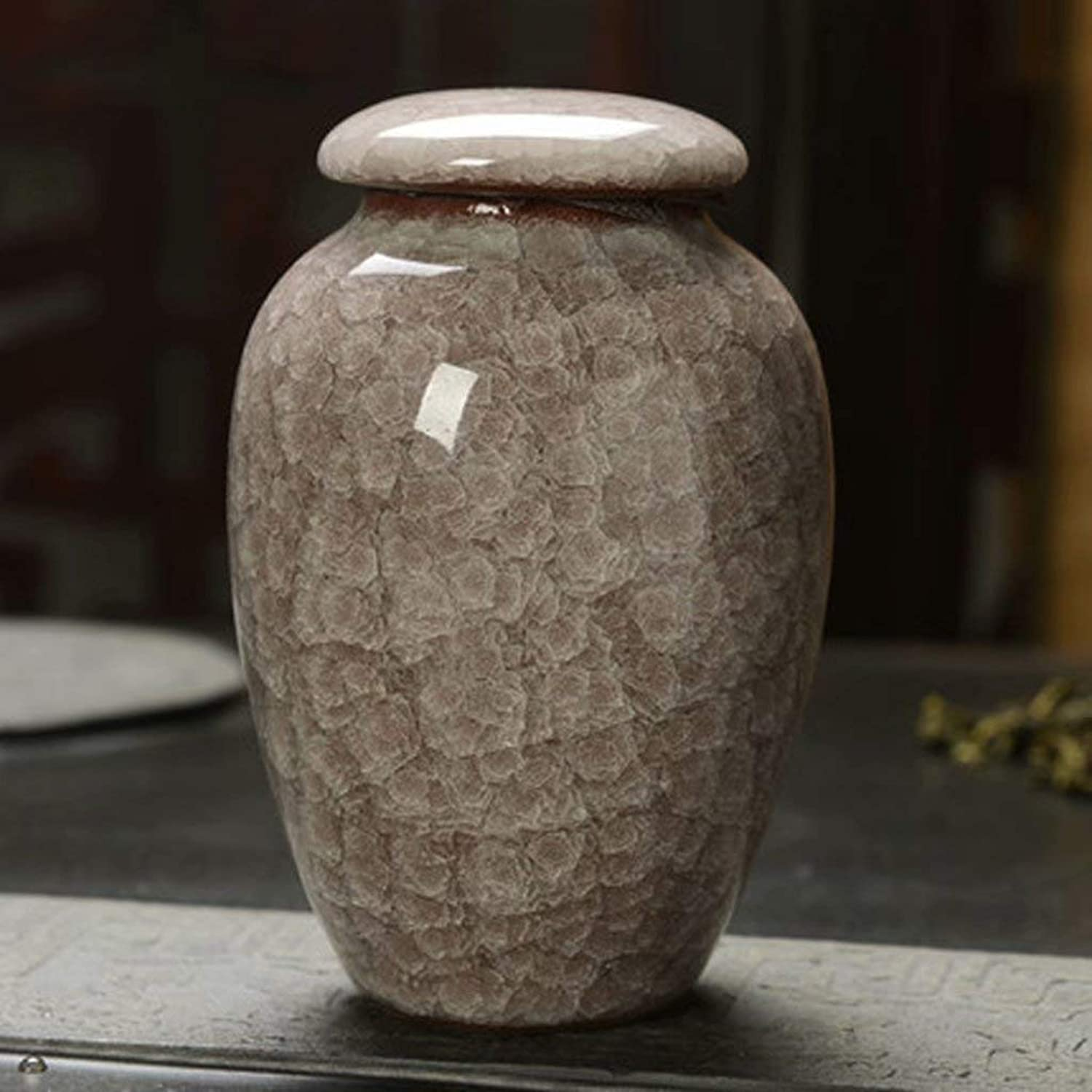 Full Size Classic Handmade Cremation Urn Made in The U.K by Traditionally Skilled Craftsmen. Elegant Design, Perfect for Adult Ashes.11.5  9  9cm