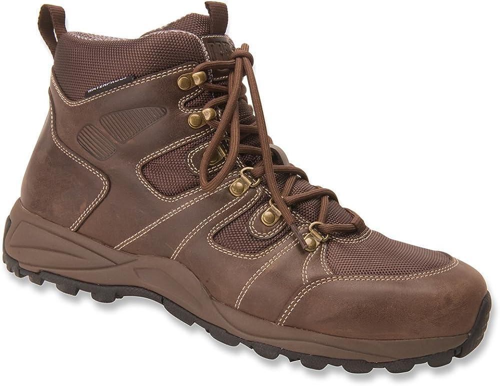 Drew Shoe Men's Trek Super sale WR Boot N 10 Brown Hiking Some reservation
