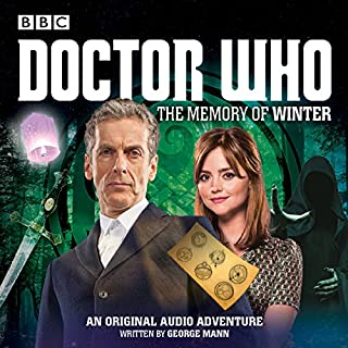 Couverture de Doctor Who: The Memory of Winter