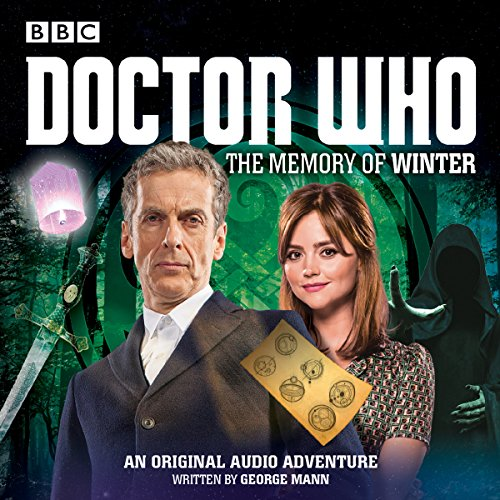 Doctor Who: The Memory of Winter audiobook cover art