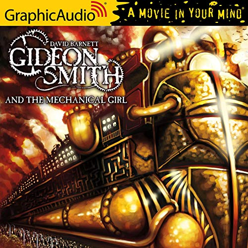 Gideon Smith and the Mechanical Girl  By  cover art