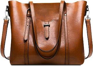 Womens Large Tote Shoulder Handbag