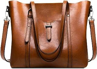 Handbags for Women, URWILL Large Tote Shoulder Handbag,...
