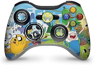Skin Adesivo Para Xbox 360 Controle - Hora De Aventura