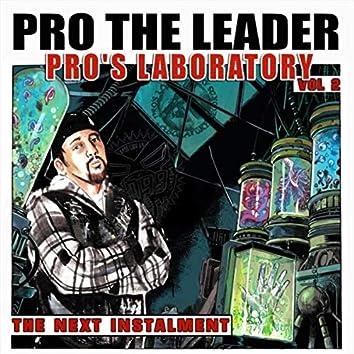 Pro's Laboratory 2: The Next Instalment