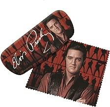 Spoontiques Elvis Presley Eyeglass Case and Cleaner (13690)