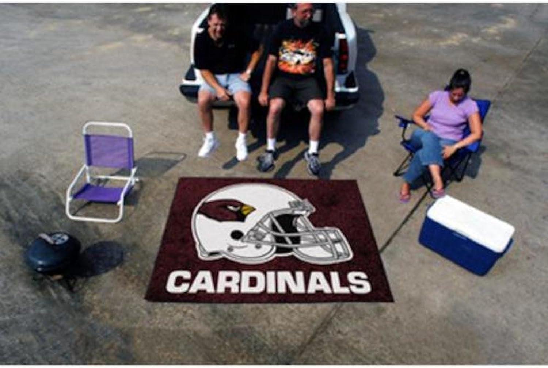 (Tailgater Mat)  Fanmats NFL Arizona Cardinals Nylon Face Tailgater Rug