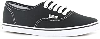 Vans U Classic Authentic Black/Black Canvas VN000EE3BKA Skate Shoe