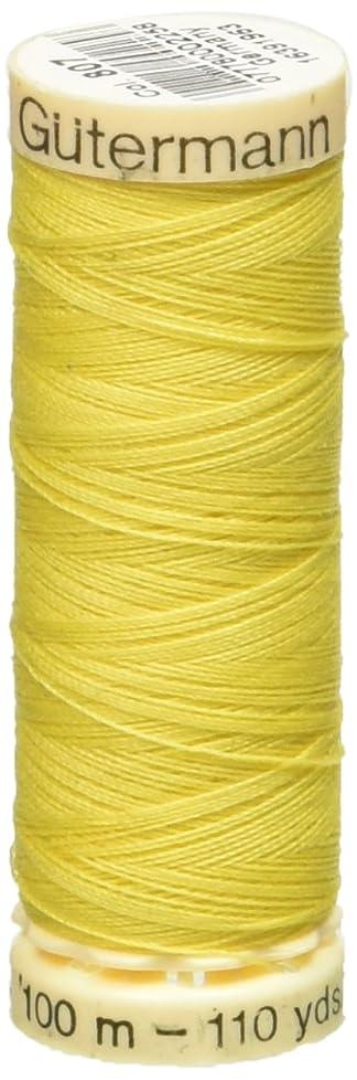 Gutermann Sew-All Thread 110 Yards-Lemon Peel fosrcx439414114
