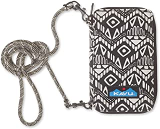 kavu zipper wallet