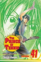 The Prince of Tennis, Vol. 41: Final Showdown!  The Prince vs. the Child of the Gods