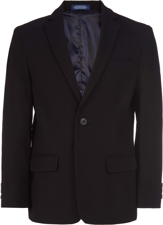 IZOD Boys' Bi-Stretch Blazer Jacket