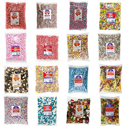 KINGSWAY CANDY SWEETS - Over 300...