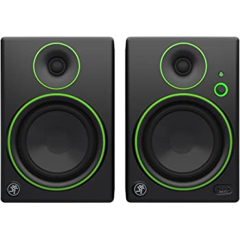 Mackie CR5BT 5-inch Multimedia Monitors, Black