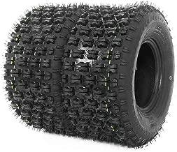 Roadstar Pair of 2 20X10-9 Sport ATV Tires - 20x10x9 20-10-9