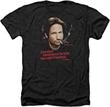 Californication Morning Night Showtime TV Show Adult Heather T-Shirt Tee