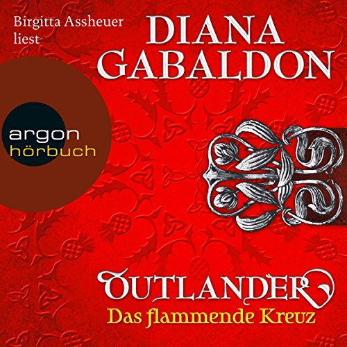 Das flammende Kreuz (Outlander 5) audiobook cover art