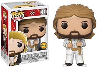 Third Party - Figurine WWE - Million Dollar Man Ted Dibase Chase Pop 10cm - 3700936111395