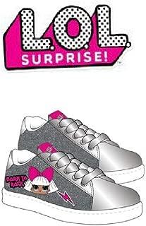 Licenza Ufficiale Shimmer /& Shine Ragazze Sneaker Basse Pantofole Rosa Varie Taglie