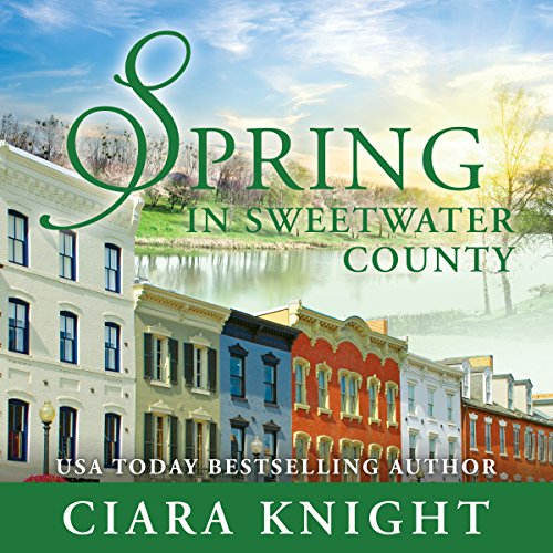 Spring in Sweetwater County audiobook cover art