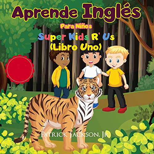 Aprende Inglés Para Niños [Learn English for Kids] Titelbild