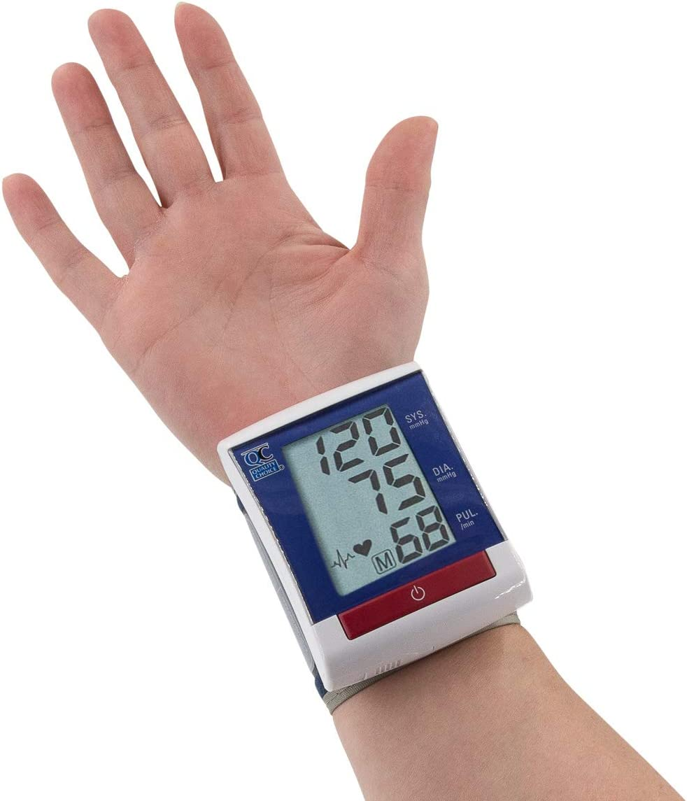 Quality Choice - Wrist Blood Pressure Colorado Springs 67% OFF of fixed price Mall Monitor