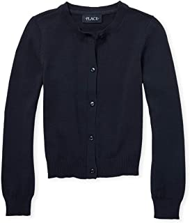 navy blue sweater school