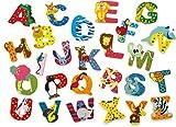 INDIGOS UG - Holzbuchstabe - A - für Kinder und Babys -