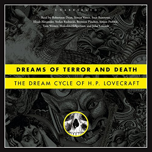 Dreams of Terror and Death cover art
