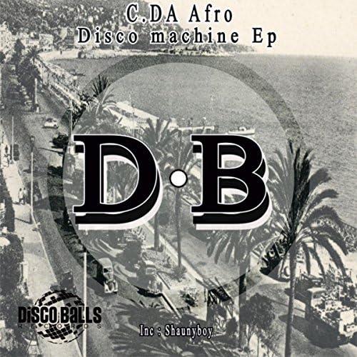 C.Da Afro