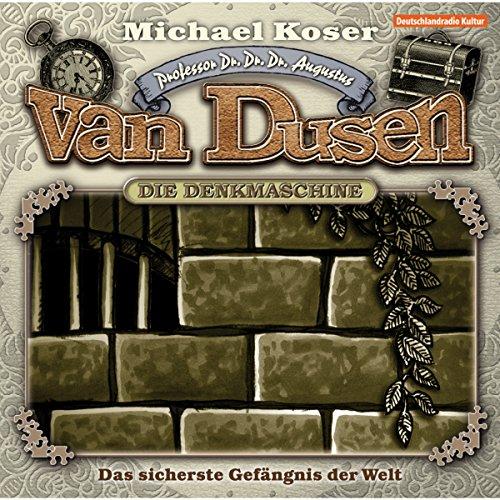 Das sicherste Gefängnis der Welt (Professor van Dusen 2) Titelbild