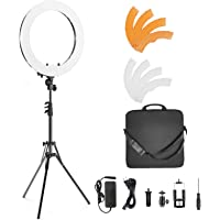 IVISII 18 inch 55W 5500K Dimmable Ring Light