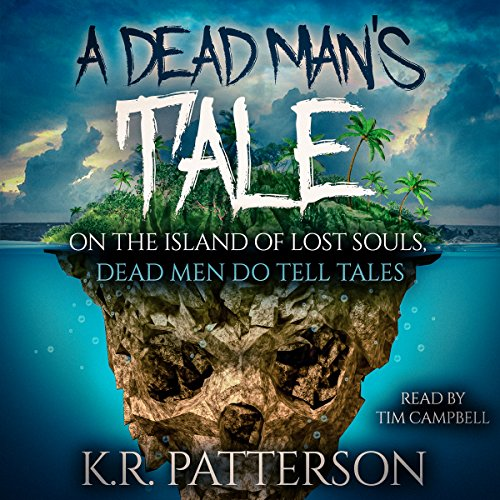 A Dead Man's Tale audiobook cover art