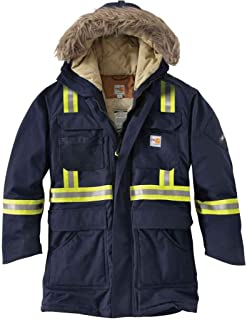 Carhartt Men's 100783 Flame-Resistant Extremes Arctic Parka - Sherpa L
