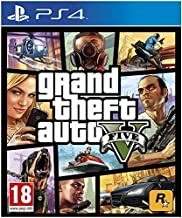 Take-Two Interactive Grand Theft Auto V, PS4 - video games (PS4, PlayStation 4, Action / Adventure, Rockstar North, 18/11/2014, M (Mature), Online) by Take 2