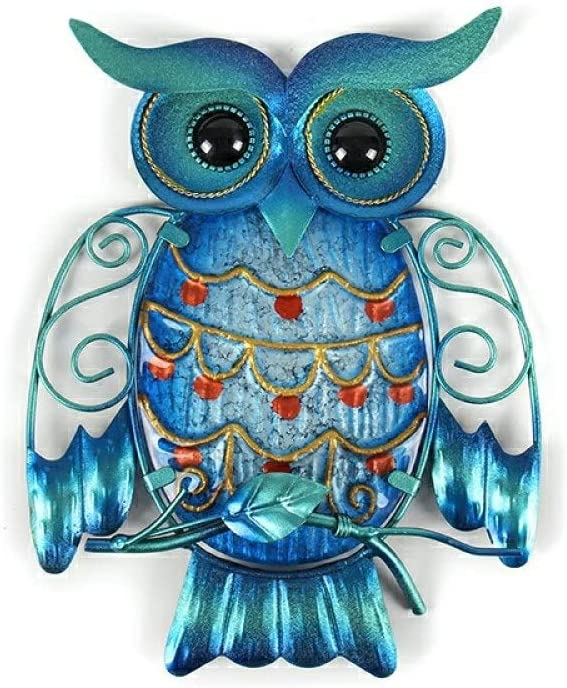 Metal Large discharge sale New product! New type Owl Home Decor for Decoration Statues Garden Acces Outdoor