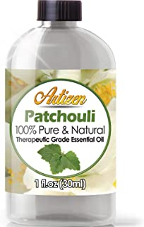 Artizen Patchouli Essential Oil (100% PURE & NATURAL – UNDILUTED) Therapeutic..