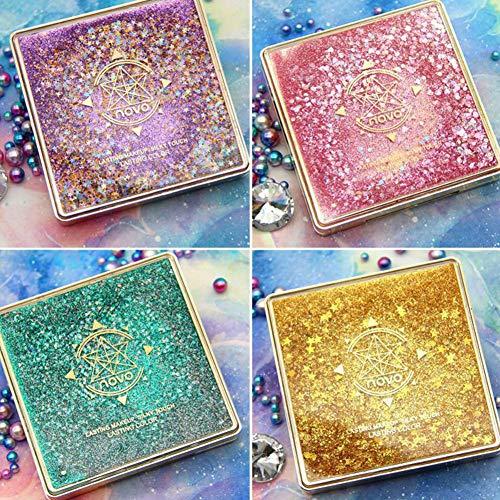 WTDlove Lidschatten Treibsand Gold Lidschatten Starter Make-up