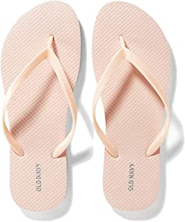 Flip Flop Sandals for Woman, Great for Beach Casual Wear (9, Blush)