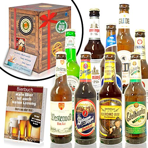 Männer Geschenk Bier Set/Geburtstag Geschenkideen/Deutsches Bier