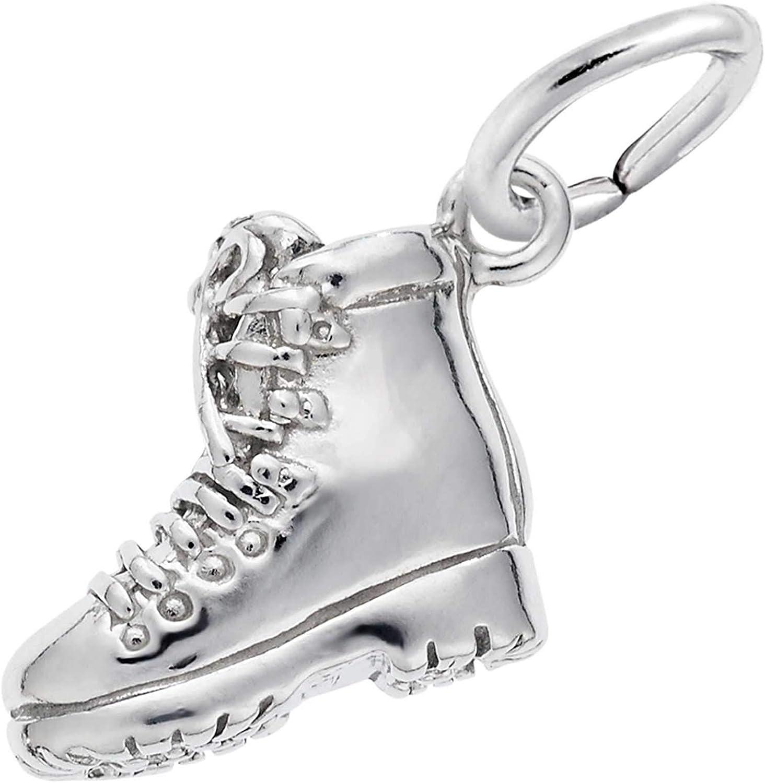 Rembrandt Cowboy Boot Charm